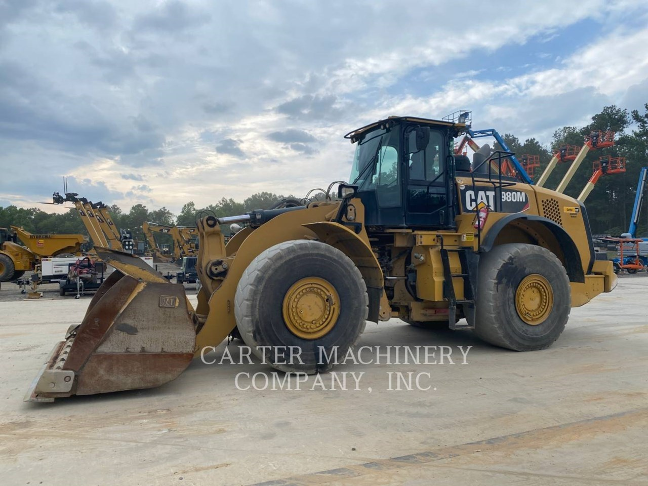 2016 Caterpillar 980M Image 1