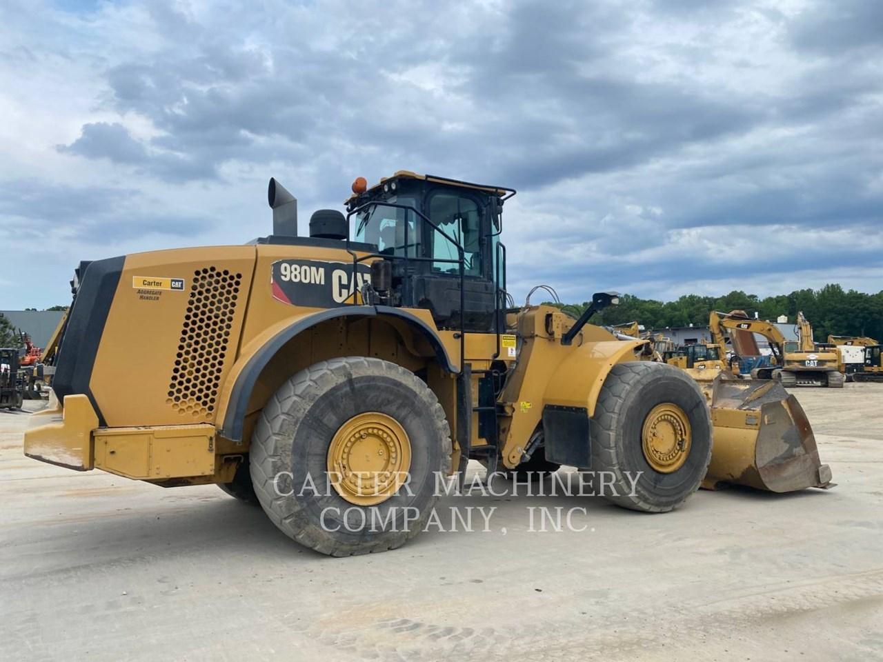 2016 Caterpillar 980M Image 3