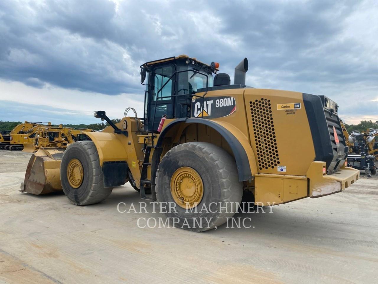 2016 Caterpillar 980M Image 4