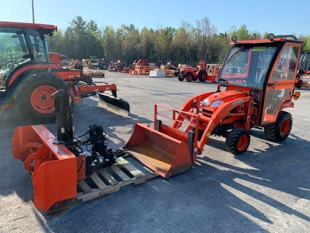2016 Kubota BX2370V-1 Tractor For Sale