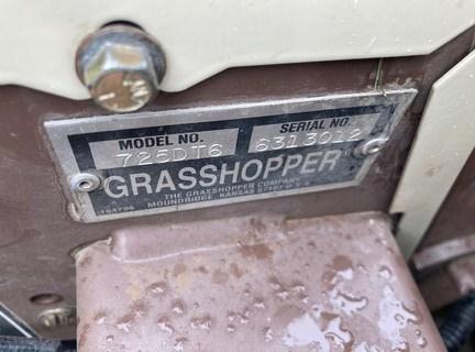 2015 Grasshopper 725DT Image 8