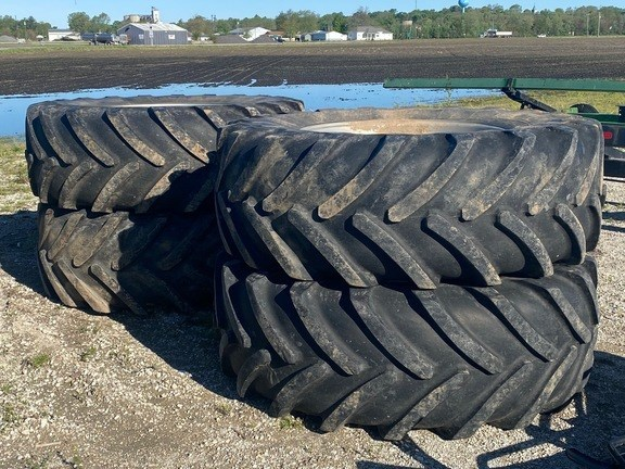 Michelin 620/70R38 Wheels and Tires For Sale