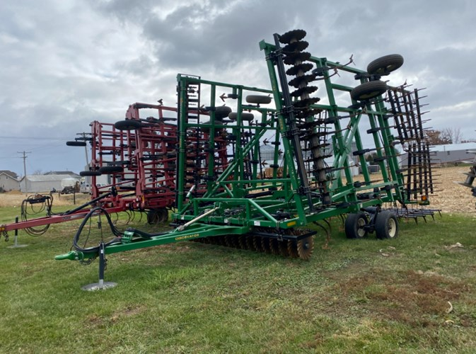 2010 Great Plains 8333DV Mulch Finisher For Sale