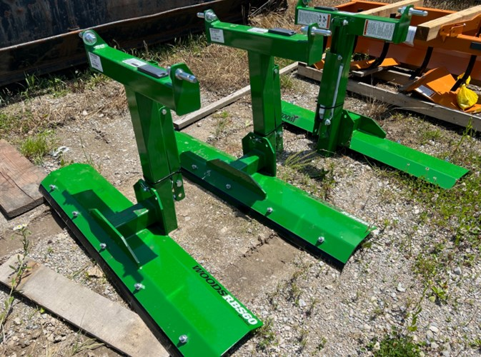 2021 Woods RBS60 Blade Rear-3 Point Hitch For Sale