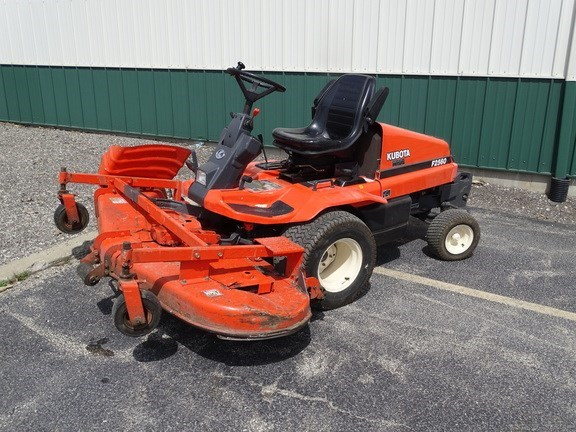 2000 Kubota F2560 Commercial Front Mowers For Sale