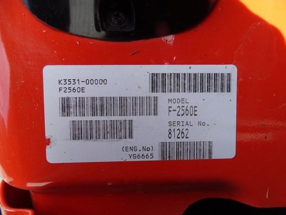 2000 Kubota F2560 Image 22