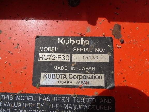 2000 Kubota F2560 Image 23