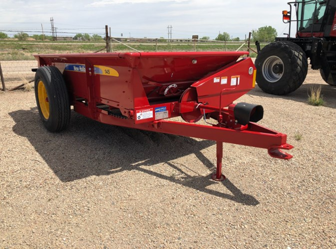 2021 New Holland 145MBS Manure Spreader-Dry/Pull Type For Sale