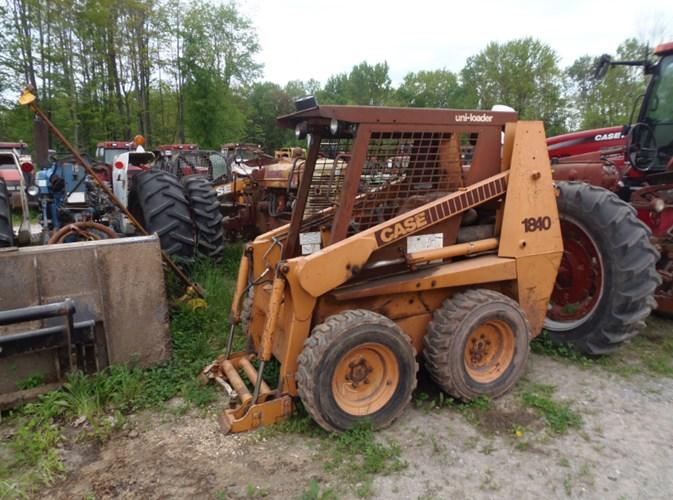 1994 Case 1840 Skid Steer For Sale