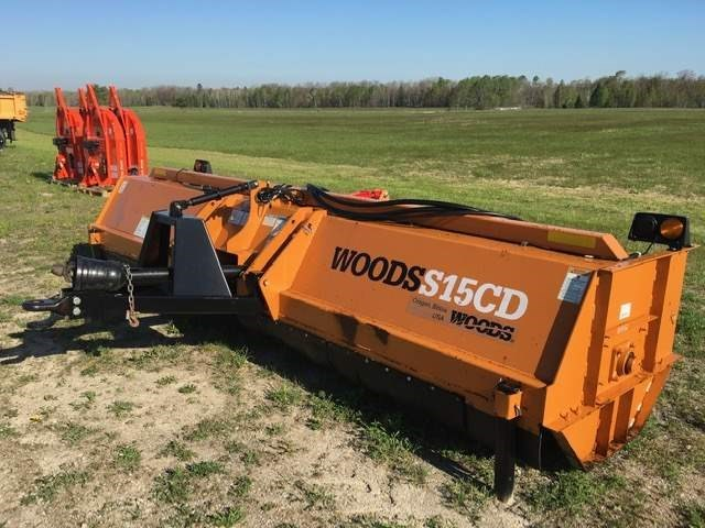 Woods S15CDLK Flail Mower For Sale