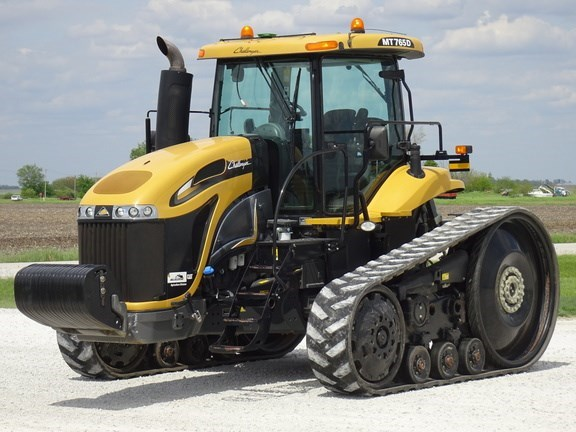 2013 Challenger MT765D Tractor - Track For Sale