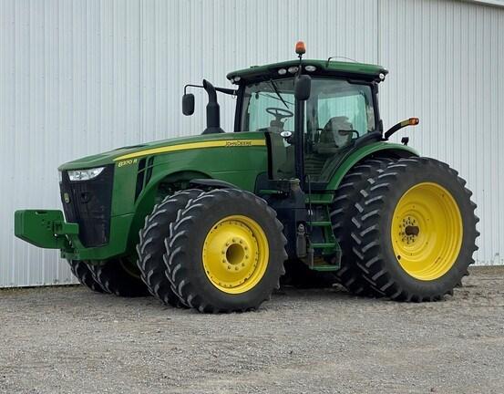 2014 John Deere 8370R Tractor - Row Crop For Sale