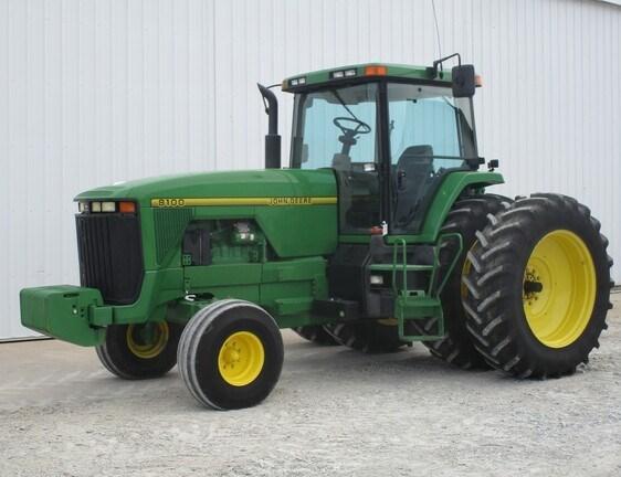 1996 John Deere 8100 Tractor - Row Crop For Sale