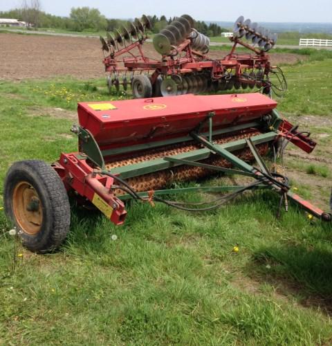 Brillion SST-1201 Seeder For Sale