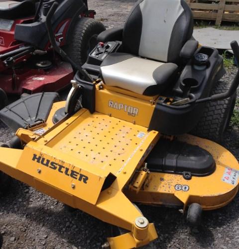2018 Hustler Raptor SD Zero Turn Mower For Sale