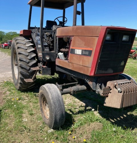 Case IH 3688 Tractor For Sale
