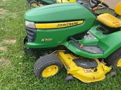 Lawn Mower For Sale 2008 John Deere X500 , 24 HP