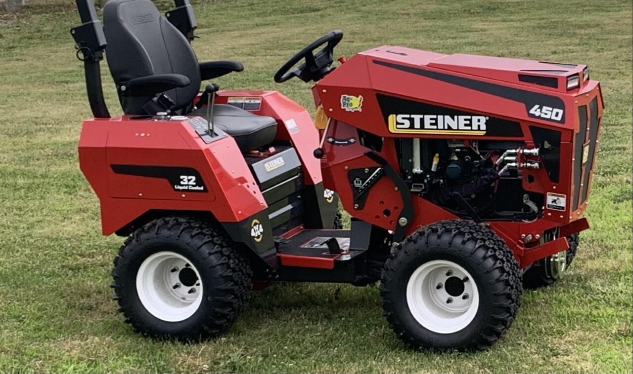 2021 Steiner 450- 32 GAS Image 1