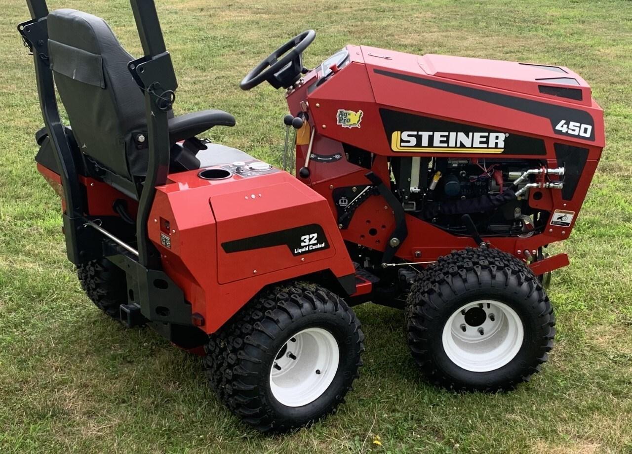 2021 Steiner 450- 32 GAS Image 6
