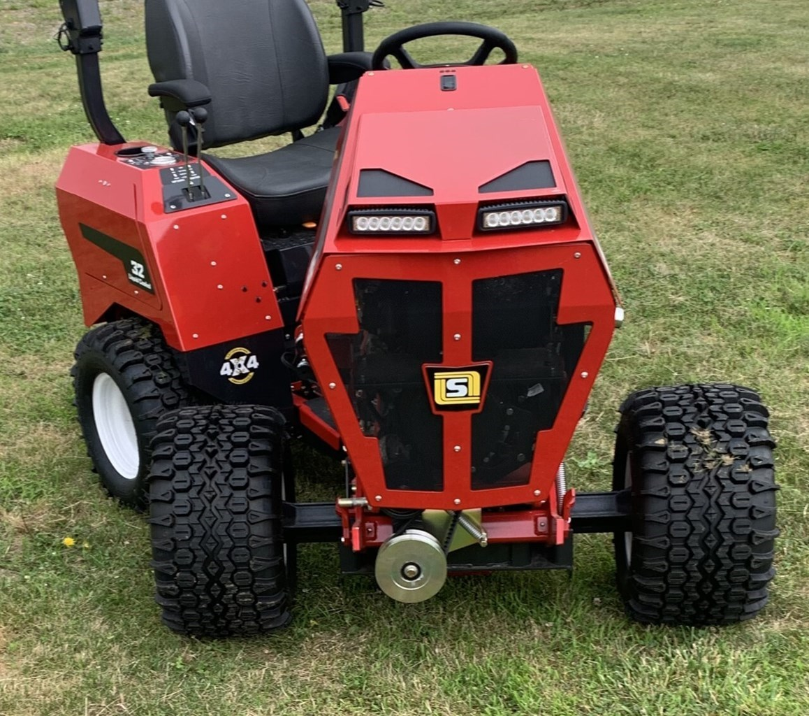 2021 Steiner 450- 32 GAS Image 9