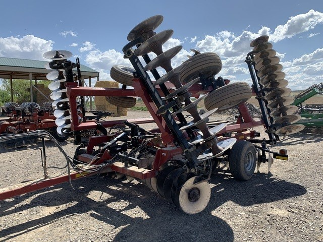 2013 Case IH 370 Compact Speed Disc Tillage For Sale