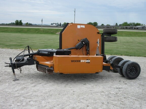 2014 Woods BW1260 Rotary Cutter For Sale