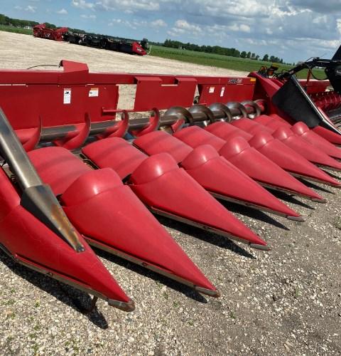2013 Case IH 3408 Header-Corn For Sale