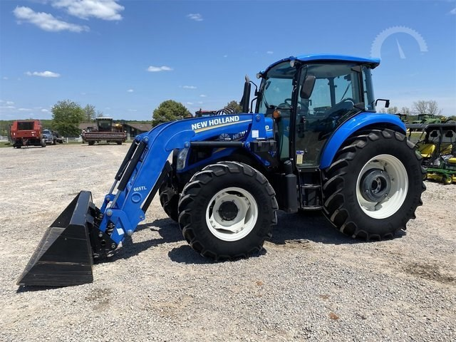 2013 New Holland T4.115 Tractor For Sale