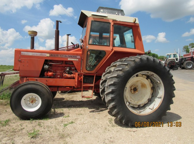 Allis Chalmers 210 Tractor For Sale