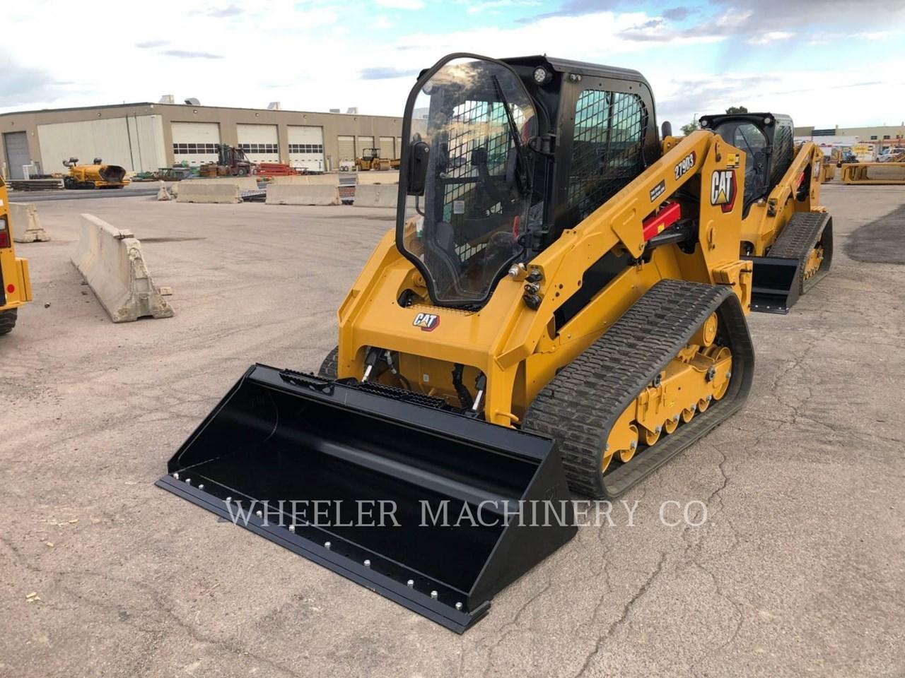 2020 Caterpillar 279D3 C3HF Image 1