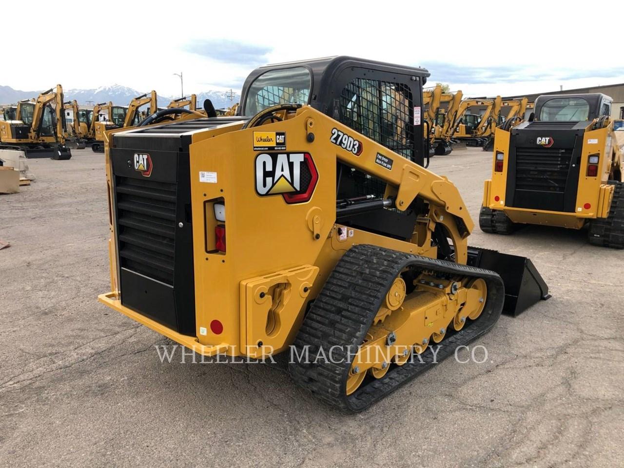 2020 Caterpillar 279D3 C3HF Image 2