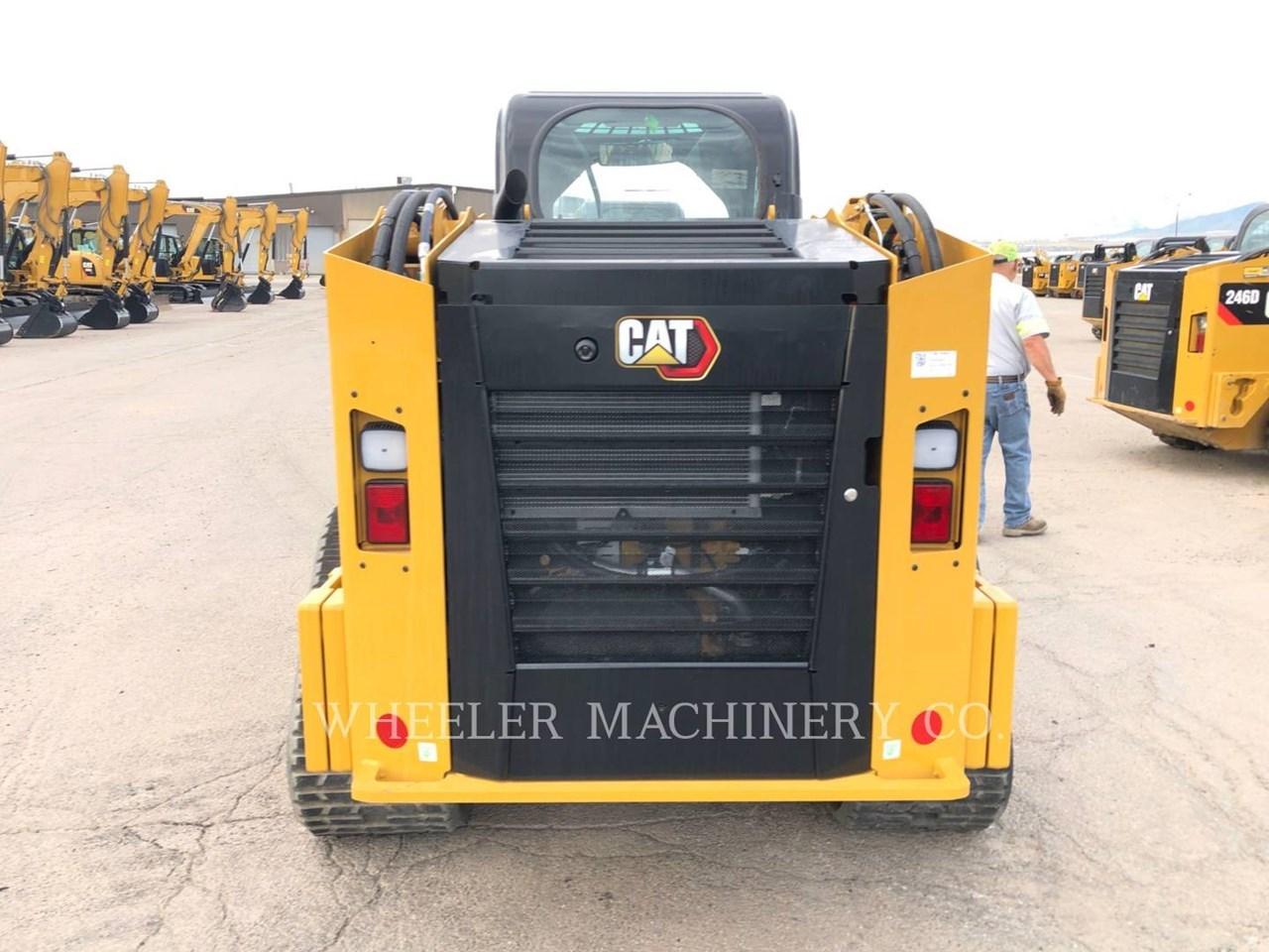 2020 Caterpillar 279D3 C3HF Image 3