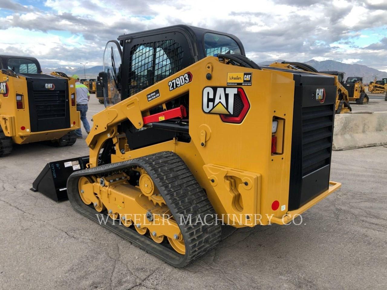 2020 Caterpillar 279D3 C3HF Image 4