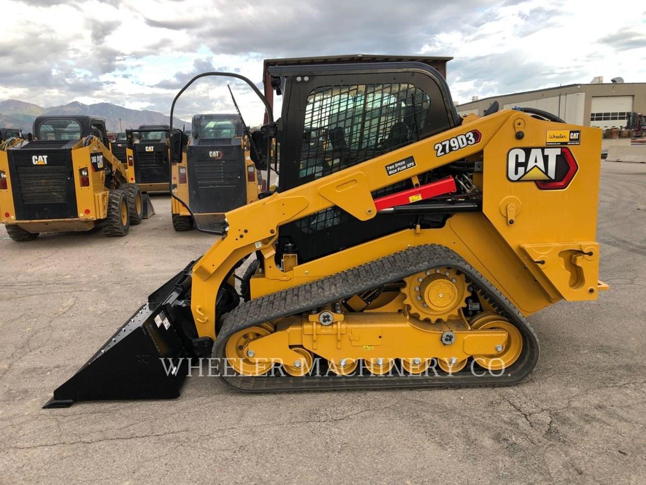 2020 Caterpillar 279D3 C3HF Image 5