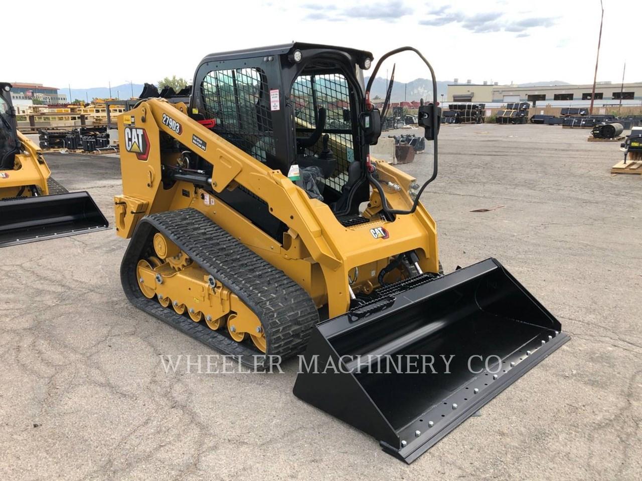 2020 Caterpillar 279D3 C3HF Image 7