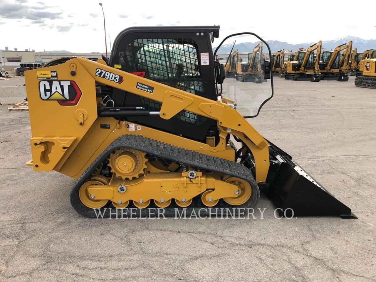 2020 Caterpillar 279D3 C3HF Image 8