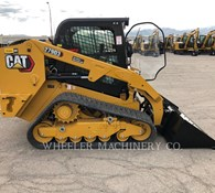 2020 Caterpillar 279D3 C3HF Thumbnail 8