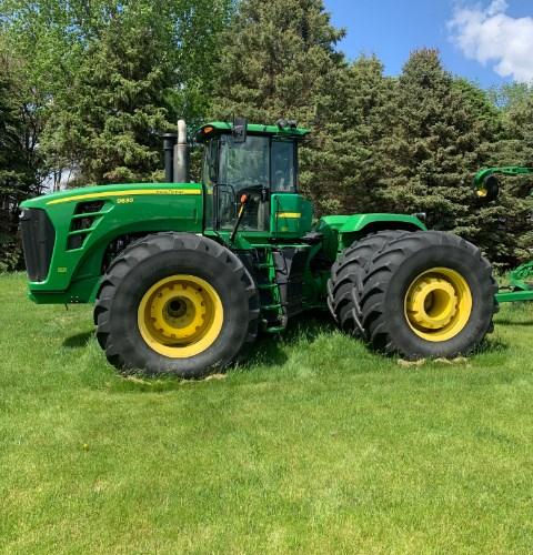 2011 John Deere 9630 Tractor For Sale