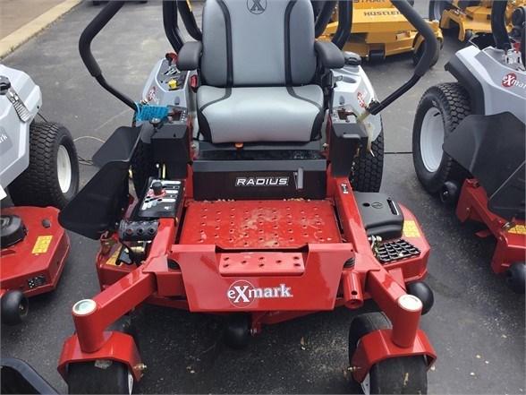 2021 Exmark RAE708GEM48300 Zero Turn Mower For Sale