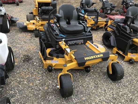 Hustler RAPTOR XD 60 Zero Turn Mower For Sale