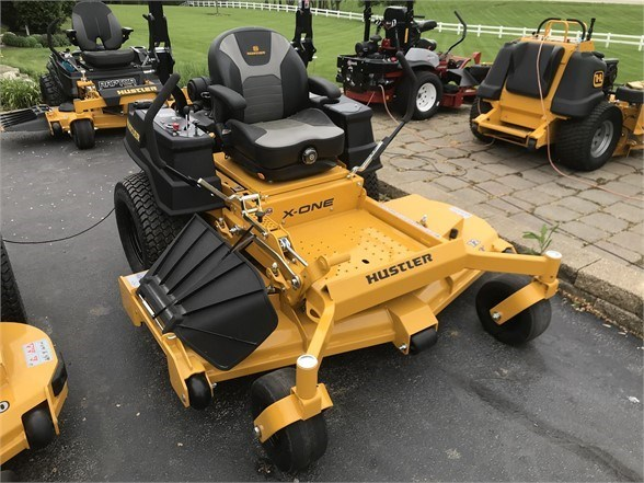 Hustler X-ONE 72 Zero Turn Mower For Sale