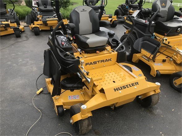 Hustler FASTRAK 60 Zero Turn Mower For Sale
