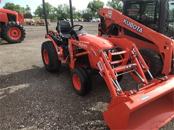2021 Kubota B2401DT Tractor For Sale