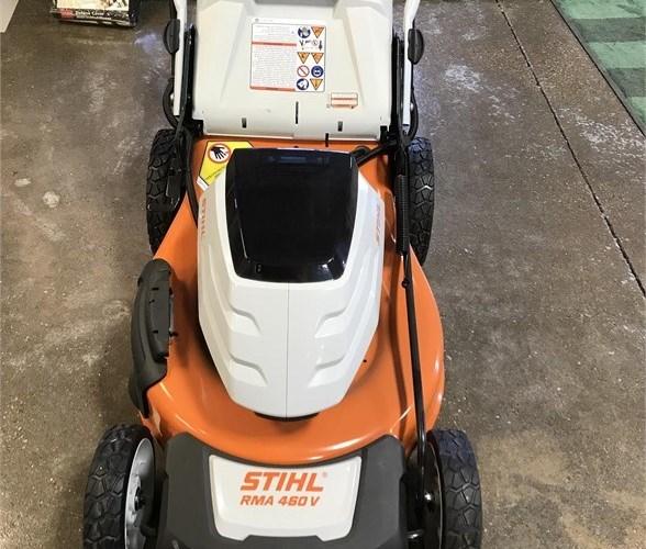 Stihl RMA460V Walk-Behind Mower For Sale