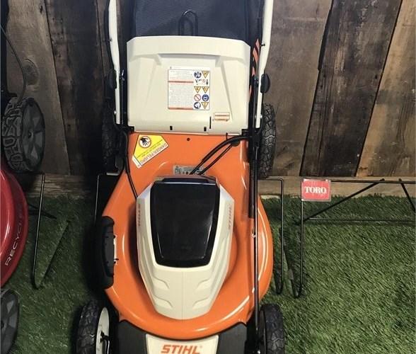 Stihl RMA510V Walk-Behind Mower For Sale