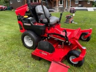 2013 Gravely 472 PRO TURN DIESEL Zero Turn Mower For Sale