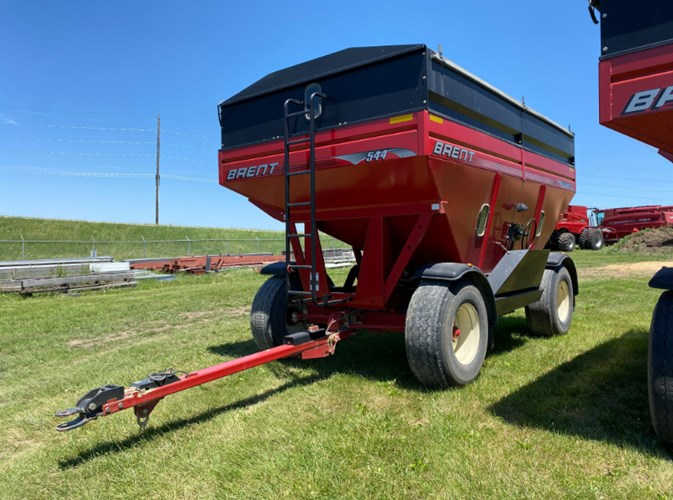 2009 Brent 544 Gravity Box For Sale