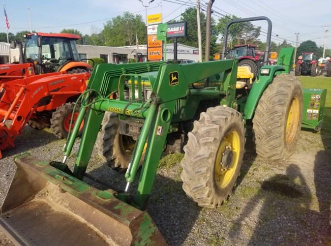 John Deere 5500 Tractor For Sale