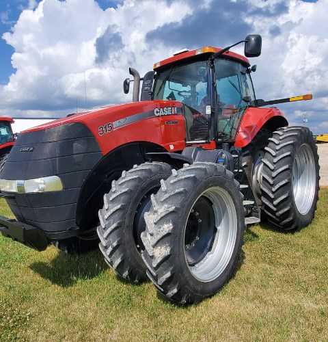 2011 Case IH MAG 315 Tractor For Sale