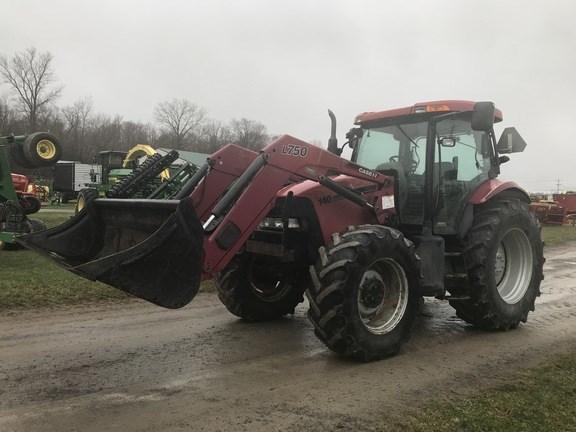 2009 Case IH Maxxum 140 Pro Tractor - Row Crop For Sale